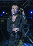 Photo - 20 July 2017 - Canton OH - Frontman of the rock group Linkin Park Chester Bennington found dead at the age of 41 Bennington committed suicide by hanging at his home in Palos Verdes Estates California  Photo Credit  Jason L NelsonAdMediaStock Image17 May 2015 - Columbus OH -  Chester Bennington lead singer of the rock group Linkin Park performs during Day 3 of the  Rock On The Range Festival held at Crew Stadium Photo Credit Jason L NelsonAdMedia