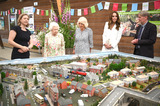 Photos From Royals at The Big Lunch Initiative At The Eden Project