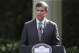 Photo - David Ricks chairman and CEO of Eli Lilly and Company speaks during an event on Protecting Seniors with Diabetes in the Rose Garden of the White House on May 26 2020 in Washington DCCredit Oliver Contreras  Pool via CNPAdMedia