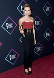 Photos From 2018 E! People's Choice Awards - Press Room