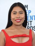 Photo - 23 February 2019 - Santa Monica California - Yalitza Aparicio 2019 Film Independent Spirit Awards - Arrivals held at the Santa Monica Pier Photo Credit Birdie ThompsonAdMedia