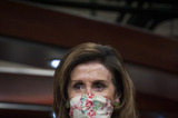 Photo - House Speaker Nancy Pelosi (D-Calif) attends a press conference on the Trump Administrations response to and House Democrats plan for COVID-19 testing in the House Visitors Center Studio at the US Capitol in Washington DC Wednesday May 27 2020 Credit Rod Lamkey  CNPAdMedia