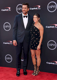 Aaron Rodgers Photo - 18 July 2018 - Los Angeles California - Aaron Rodgers Danica Patrick The 2018 ESPYS held at the Microsoft Theater Photo Credit Birdie ThompsonAdMedia
