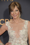 Allison Janey Photo - 17 September  2017 - Los Angeles California - Allison Janey 69th Annual Primetime Emmy Awards - Arrivals held at Microsoft Theater in Los Angeles Photo Credit Birdie ThompsonAdMedia