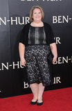 Candace Payne Photo - 16 August 2016 - Hollywood California Candace Payne Chewbacca Mom Los Angeles premiere of Ben-Hur held at TCL Chinese Theatre Photo Credit Birdie ThompsonAdMedia