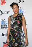 Photo - 21 November 2017 -  West Hollywood California - Tessa Thompson Film Independent 2018 Spirit Awards Press Conference held at The Jeremy Hotel Photo Credit Faye SadouAdMedia
