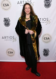 April Webster Photo - 30 January 2020 - Beverly Hills - April Webster 2020 Casting Society Of Americas Artios Awards held at Beverly Hilton Hotel Photo Credit Birdie ThompsonAdMedia