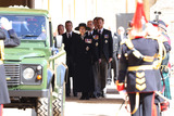 Princess Royal Photo - Photo Must Be Credited Alpha Press 073074 17042021Princess Anne Princess Royal Prince Edward Earl of Wessex Peter Phillips Prince Harry Duke of Sussex Earl of Snowdon David Armstrong-Jones and Vice-Admiral Sir Timothy Laurence follow Prince Philip Duke of Edinburghs coffin on a modified Jaguar Land Rover during the Ceremonial Procession during the funeral of Prince Philip Duke of Edinburgh at St Georges Chapel in Windsor Castle in Windsor Berkshire No UK Rights Until 28 Days from Picture Shot Date AdMedia