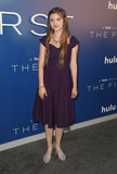 Amber Patino Photo - 12 September 2018 - Los Angeles California - Amber Patino The First Hulu Original Drama Series Premiere held at The California Science Center Photo Credit Faye SadouAdMedia