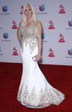 Abigail Pereira Photo - 19 November 2015 - Las Vegas NV -  Abigail Pereira  2015 Latin Grammy Awards arrivals at MGM Grand Garden Arena Photo Credit MJTAdMedia