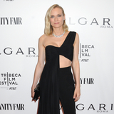 Photo - 23 April 2019 - New York New York - Diane Kruger at BVLGARIs World Premiere of Celestial and The Fourth Wave with Vanity Fair for the 18th Annual Tribeca Film Festival at Spring Studios Photo Credit LJ FotosAdMedia