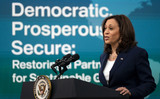 Photos From Vice President Kamala Harris Delivers Remarks to the Council of the Americas