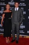Andrew Ference Photo - 24 June 2014 - Las Vegas Nevada -  Andrew Ference  2014 NHL Awards red carpet at The Wynn Las Vegas Photo Credit MJTAdMedia