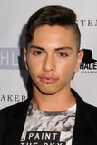 Nadir Yanez Photo - 13 December 2014 - Beverly Hills California - Nadir Yanez MHLM Launches Au Courant Collection at Tastemakers Gala held at Chakra Beverly Hills Photo Credit Byron PurvisAdMedia