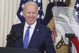 Photos From President Biden holds an event to commemorate LGBTQ+ Pride Month