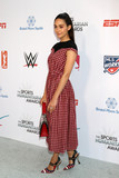 Photo - Emmy Rossumat the 4th Annual Sports Humanitarian Awards The Novo Los Angeles CA 07-17-18