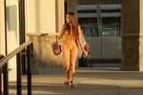 Photo - Baywatch Actress Alicia Arden Micro-Bikini Tanning Salon Trip