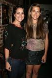 Anna Chonacas Photo - Anna Chonacas and Katie Chonacasat the Art Showing of work by Katie Chonacas Groundwork Coffee Hollywood CA 07-06-09