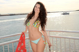 Photo - Natasha Blasickthe All-Star Weekend actress is spotted in a tiny bikini on a hot day in Marina Del Rey CA 06-19-18