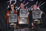 Photo - RUSH Inducted Into Guitar Centers RockWalk