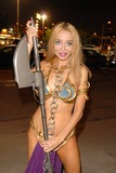 Photos From Halloween Costume of the Year - Slave Leia
