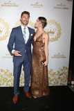 Andrew Walker Photo - LOS ANGELES - FEB 9  Andrew Walker wife at the Hallmark Winter 2019 TCA Event at the Tournament House on February 9 2019 in Pasadena CA