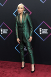 Photo - LOS ANGELES - NOV 11  Pom Klementieff at the Peoples Choice Awards 2018 at the Barker Hanger on November 11 2018 in Santa Monica CA