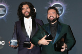 Photos From 47th American Music Awards - Press Room
