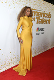 Photo - LOS ANGELES - AUG 14  Tyra Banks at the Americas Got Talent Season 13 Live Show Red Carpet at the Dolby Theater on August 14 2018 in Los Angeles CA