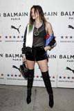 Photo - PUMA x Balmain- created with Cara Delevingne LA Launch Event