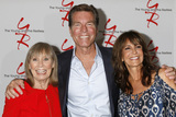 Photo - LOS ANGELES - AUG 19  Marla Adams Peter Bergman Jess Walton at the Young and Restless Fan Event 2017 at the Marriott Burbank Convention Center on August 19 2017 in Burbank CA