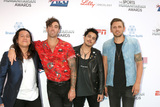 American Authors Photo - LOS ANGELES - JUL 17  American Authors Band at the 4th Annual Sports Humanitarian Awards on The Novo on July 17 2018 in Los Angeles CA