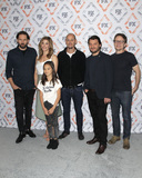 Justin Rosniak Photo - LOS ANGELES - AUG 3  Nash Edgerton Brooke Satchwell Scott Ryan Chika Yasumura Justin Rosniak Damon Herriman at the FX TCA Starwalk - Summer 2018 on the Beverly Hilton Hotel on August 3 2018 in Beverly Hills CA