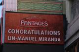 Photos From Lin-Manuel Miranda Star Ceremony