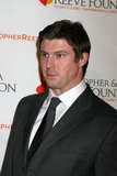DANA REEVES Photo - Matthew Reeve  arriving at the 4th Annual Los Angeles Gala for the Christopher  Dana Reeve Foundation at the Beverly Hilton Hotel in Beverly Hills CADecember 2 2008