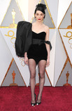 Annie Clark Photo - Photo by GalaxystarmaxinccomSTAR MAXCopyright 2018ALL RIGHTS RESERVEDTelephoneFax (212) 995-11963418Annie Clark aka St Vincent at the 90th Annual Academy Awards (Oscars) presented by the Academy of Motion Picture Arts and Sciences(Hollywood CA USA)