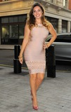 Photos From Kelly Brook sighting in London