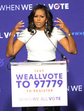 Photos From Michelle Obama at the