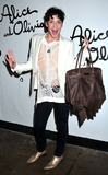 Alice  Olivia Photo - Johnny Weir at the Alice and Olivia fashion show during Mercedes Benz Fashion Week in New York NY 91410