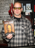 Photos From Jesse James Book Signing