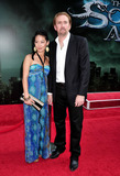 Alice Kim Cage Photo - Nicolas Cage and wife Alice Kim Cage walk the red carpet for the premiere of Disneys The Sorcerers Apprentice held at the New Amsterdam Theatre in Times Square  New Yorks mayor Michael Bloomberg reportedly named the day Sorcerers Apprentice Day to welcome and promote the film  New York NY 070610
