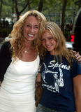 Annabelle Dexter Jones Photo - Ann Jones and Her Daughter Annabelle Dexter-jones Arriving at a Screening of Searching For Debra Winger at Bryant Park Hotel in New York City on August 20 2003 Photo Henry McgeeGlobe Photos Inc 2003