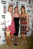 Amy Lemmons Photo - Sd0625 Viva Glam Casino to Benefit Diffa (Design Industries Foundation Fighting Aids) the Regent Wall Street New York City Photohenry Mcgee  Globe Photos Inc 2003 Amy Lemmons Maggie Rizer and Angela Lindvall