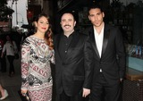 Carlos Areces Photo - Blanca Suarez Carlos Areces and Miguel Angel Silvestre Arriving at a Screening of im So Excited at Sunshine Landmark in New York City on 06-06-2013 Photo by Henry Mcgee-Globe Photos Inc 2013