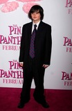 PINK PANTHER Photo - Armel Bellec Arriving at the Premiere of the Pink Panther 2 at the Ziegfeld Theater in New York City on 02-03-2009 Photo by Henry McgeeGlobe Photos Inc 2009