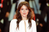 Anais Demoustier Photo - VENICE ITALY - SEPTEMBER 05 Anais Demoustier walks the red carpet ahead of the Gloria Mundi screening during the 76th Venice Film Festival at Sala Grande on September 05 2019 in Venice Italy (Photo by Laurent KoffelImageCollectcom)