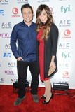 Alex Tyler Photo - May 8 2014 New York CityAdam Ferrara and Alex Tyler attending the AE Networks 2014 Upfronts at the Park Avenue Armory on May 8 2014 in New York City