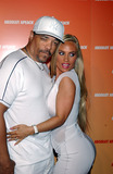 Photos From ICE T AND COCO AT THE ABSOLUT PEACH LAUNCH AT KOI IN THE BRYANT PARK HOTEL