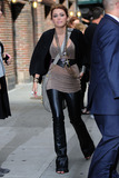 Photo - MILEY CYRUS AT LETTERMAN