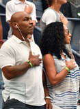 Arthur Ash Photo - August 27 2016 New York CityMike Tyson and his wife Lakiha Kiki Spicer appeared at the 2016 Arthur Ashe Kids Day at the USTA Billie Jean King National Tennis Center on August 27 2016 in New York City By Line Curtis MeansACE PicturesACE Pictures IncTel 6467670430